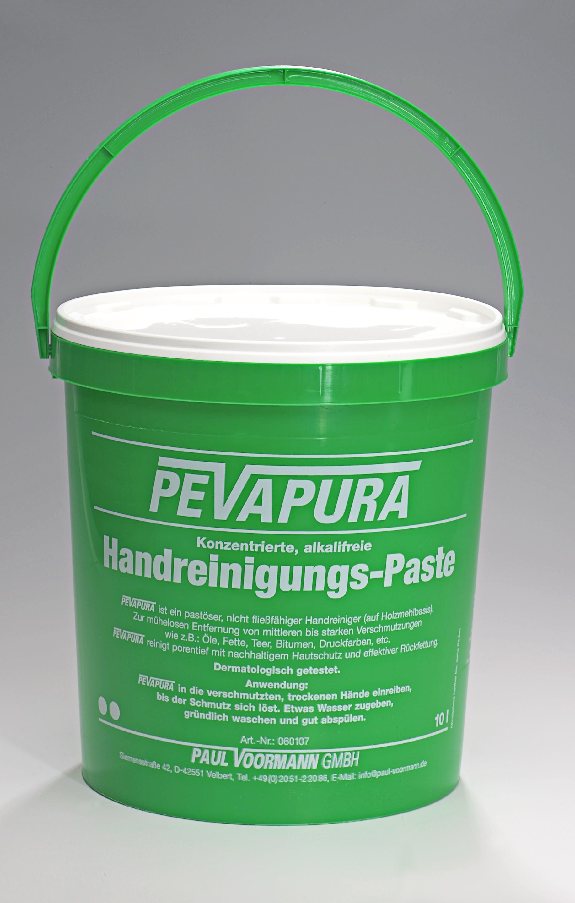 Handwaschpaste Pevapura