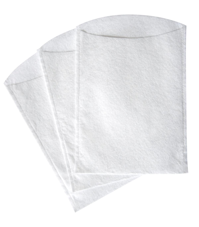 Molton Waschhandschuhe