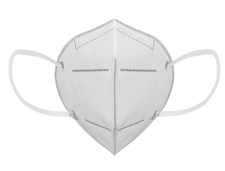 FFP2 Gesichtsmaske weiß