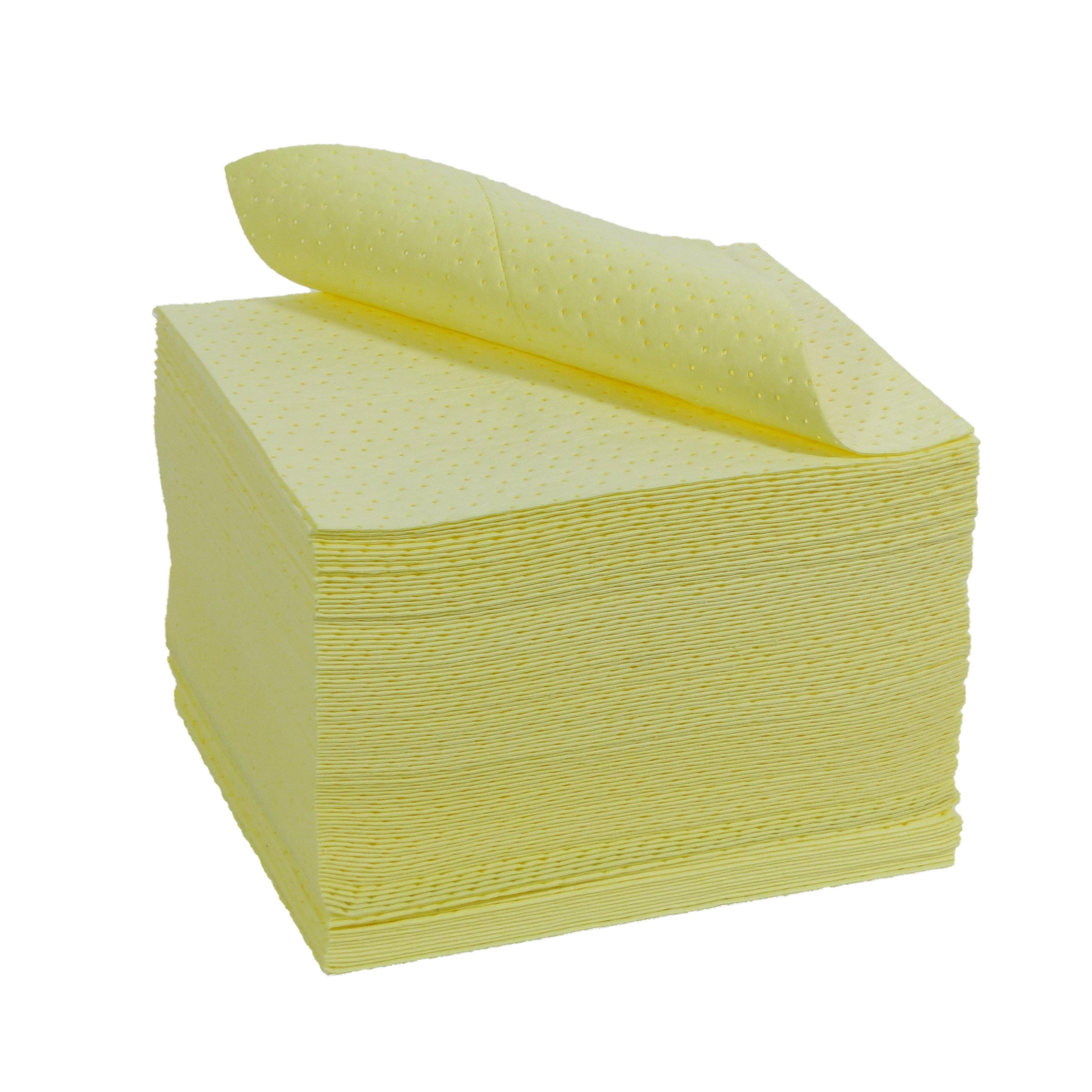 Heavy weight Tücher Bindevlies SM gelb