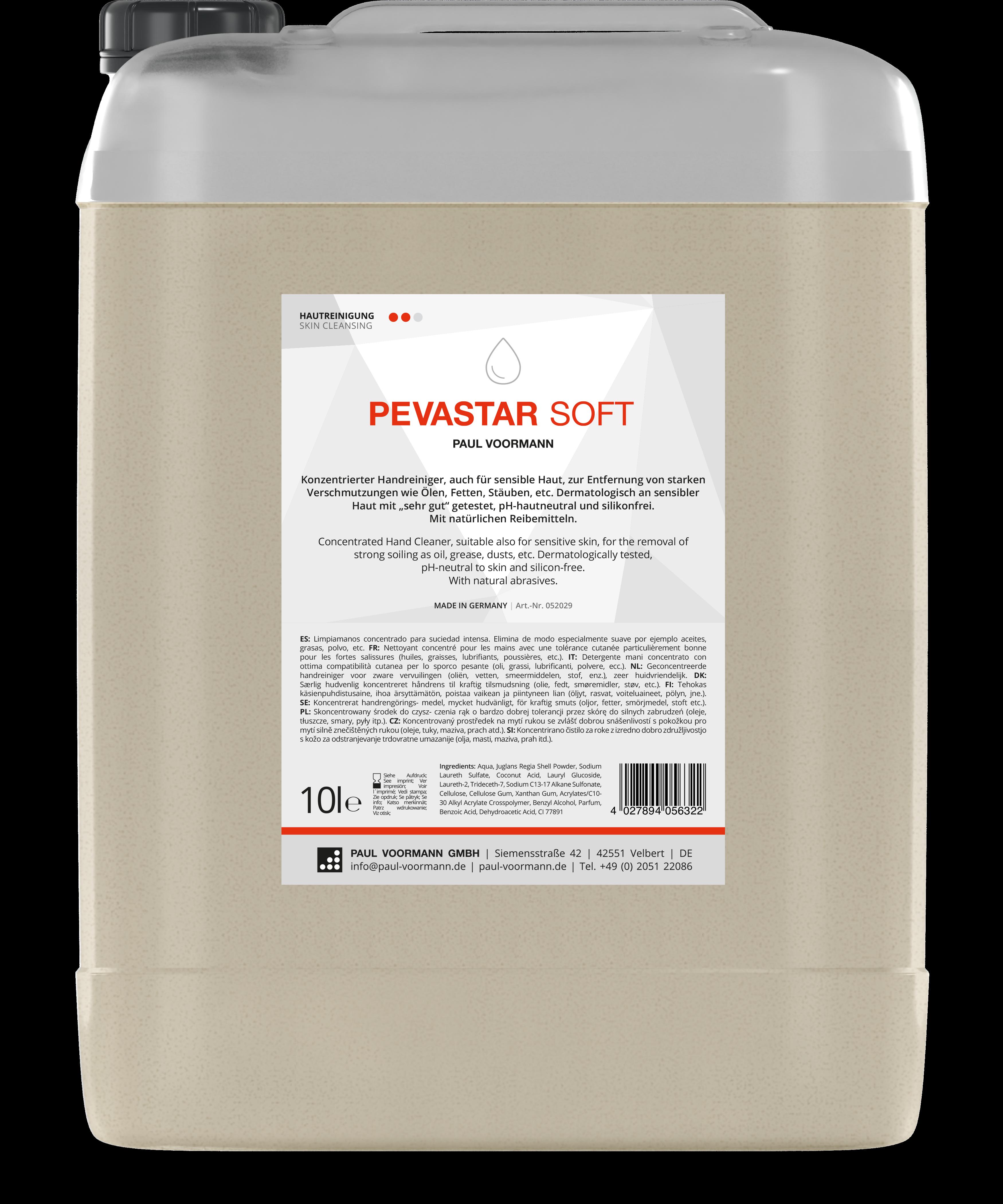 Handwaschpaste Pevastar Soft