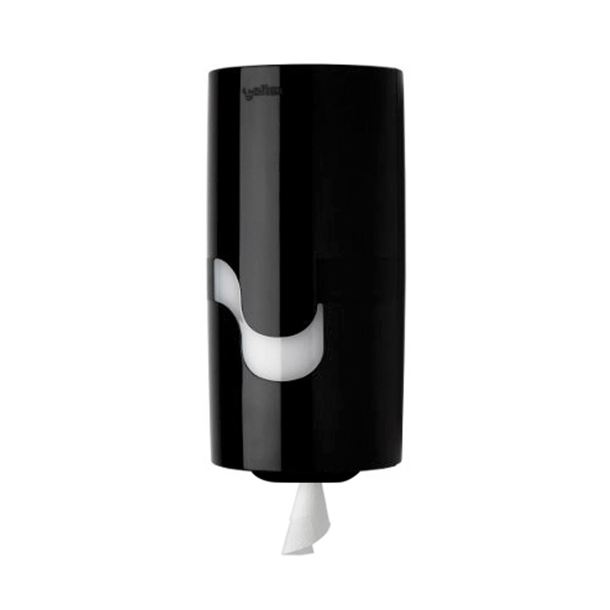 Handtuchrollenspender mini perfo Box schwarz