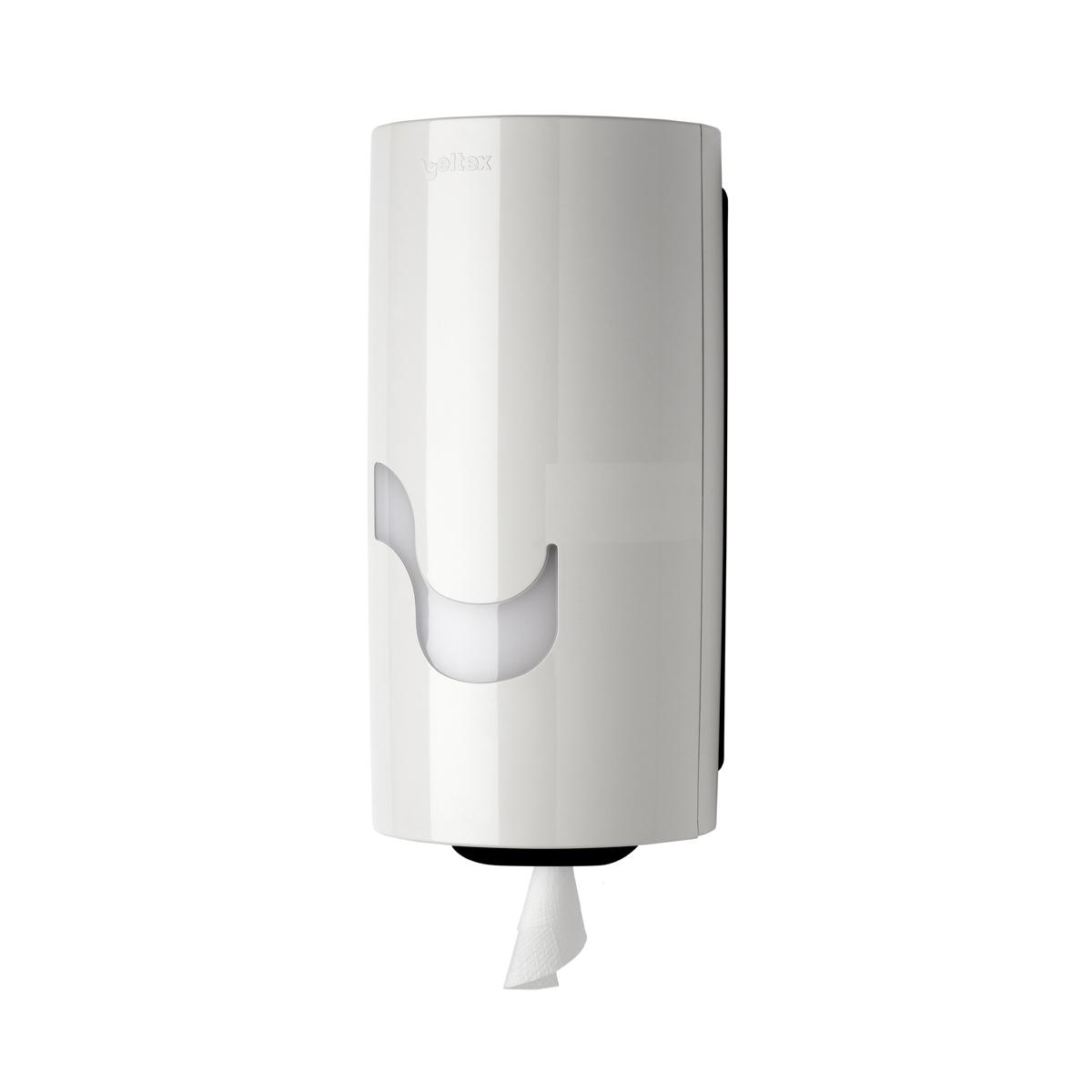 Handtuchrollenspender mini perfo Box weiß