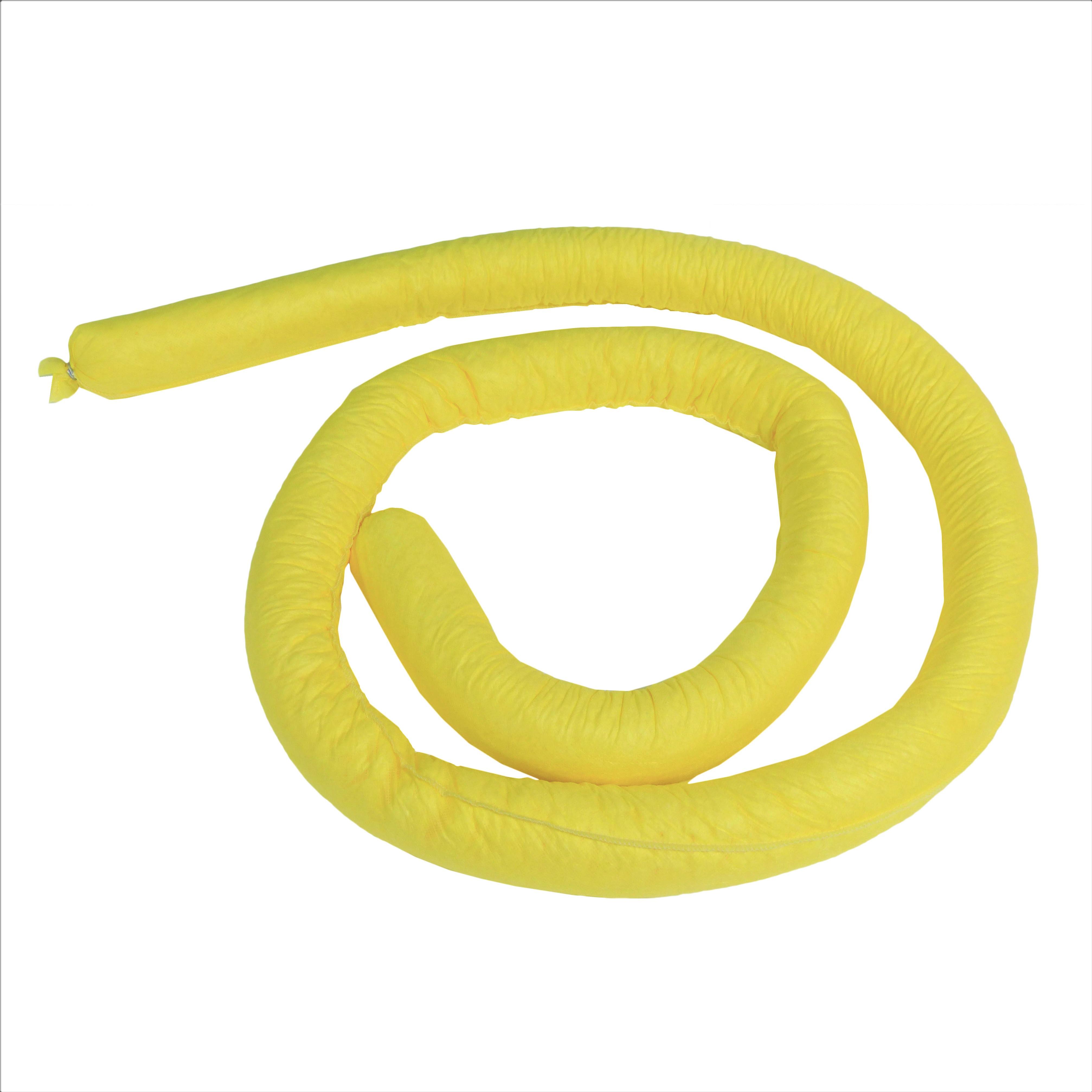 Saugschläuche Bindevlies gelb